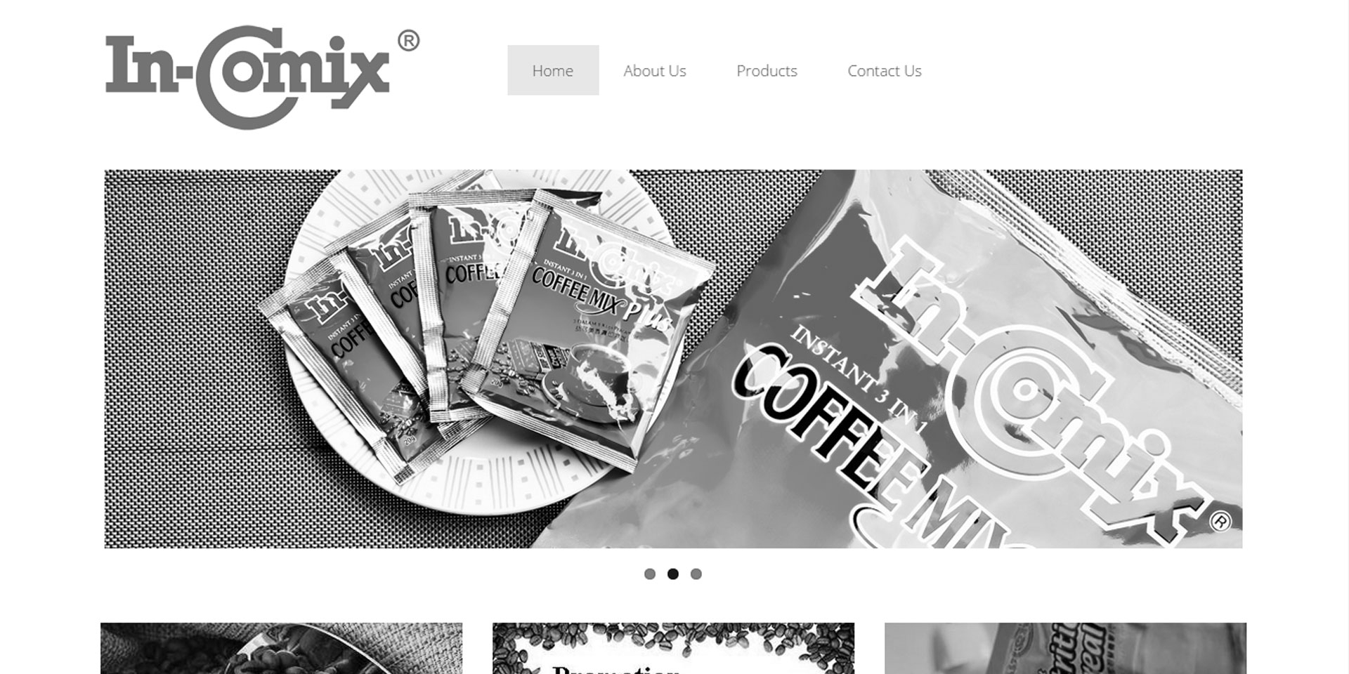In-Comix Food Industries Sdn Bhd