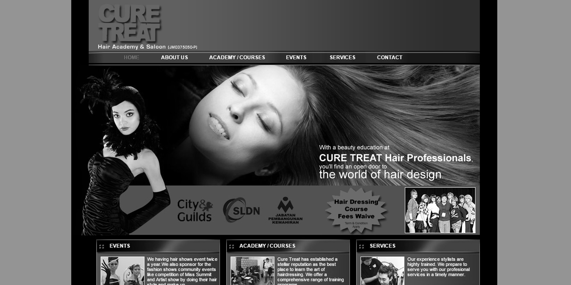Cure Treat Hair Academy & Saloon